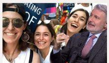 Kızlarıyla hedef gösterilen İYİ Partili Erdem'den 'ders' niteliğinde yanıt