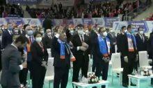 AKP kongresine bu küfür damga vurdu: A..na koyum ya!