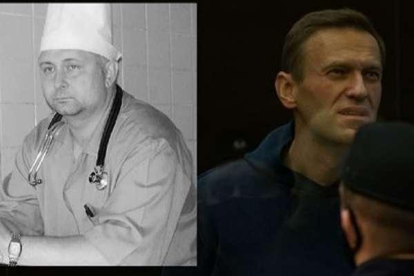 Navalni'ye ilk müdahaleyi yapan doktorun aniden öldüğü açıklandı