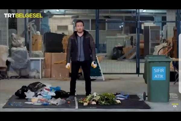"""TRT Belgesel'den 'büyük hizmet': """"Çöpten nasıl beslenilir belgeseli gibi…"""""""