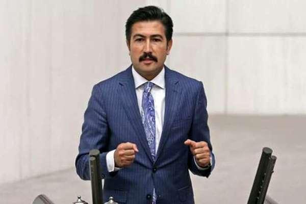 """AKP'li Özkan'dan itiraf gibi açıklama: """"Bu anayasanın ismi 'Yeniden Kuruluş Anayasası' olacak"""""""