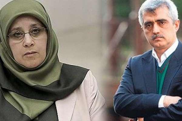 HDP'li Ömer Faruk Gergerlioğlu ve Hüda Kaya hakkında Gara paylaşımları nedeniyle soruşturma