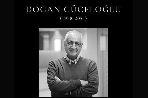 Psikolog-yazar Doğan Cüceloğlu evinde ölü bulundu