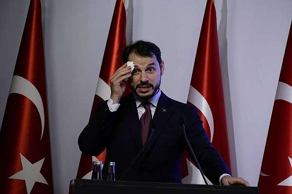 Berat Albayrak, CHP'ye dava açıyor