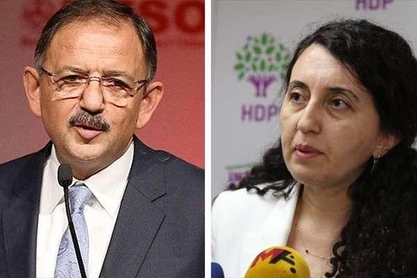 'Bela' dileyen AKP'li Özhaseki'ye yanıt: Bela okuduğunuz halk, sandıkta selânızı okuyacak