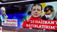 Fatih Altaylı: Cepheleşmenin, Boğaziçi'ne alternatif olacak Kanal'da büyümesi isteniyor