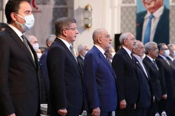 Erdoğan çıkardığı 'milli görüş gömleğini' muhalefete giydirdi!