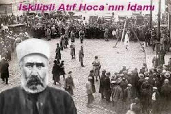 İslamcıların 'rehber', Atatürkçülerin 'vatan haini' saydığı İskilipli Atıf kimdir?