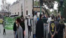 Boğaziçili öğrencileri darp eden polis, onlara karşı yapılan gerici eyleme müdahale etmedi