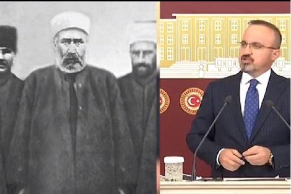 AKP'li Bülent Turan, İskilipli Atıf'ın anmasına katılan Çorum Valisi Mustafa Çiftçi'yi savundu