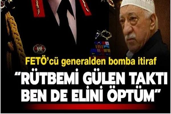 FETÖ'cü General Serdar Atasoy: Kurmaylık sınav sorularını örgüt verdi