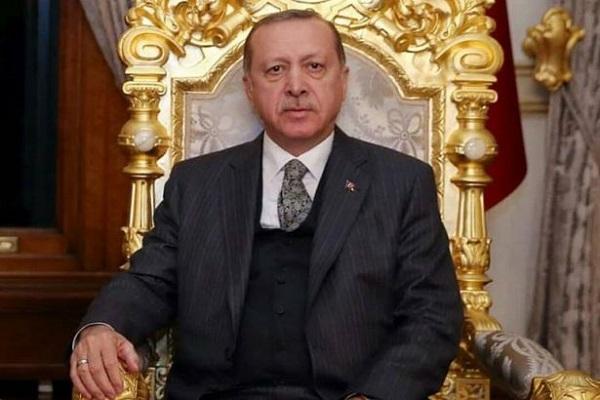 """Erdoğan """"müjdeyi"""" verdi"""