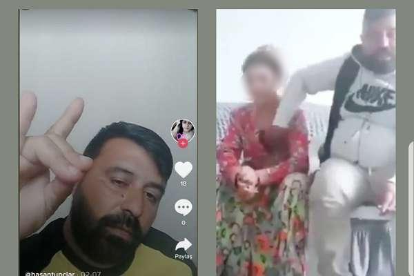 Bir baba, 15 yaşındaki kızını, canlı yayında taciz etti: #HasanTunçlarTutuklansın!