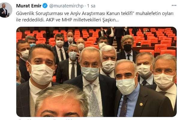"""""""AKP ve MHP milletvekilleri şaşkın…"""": Bir kanun teklifi muhalefetin oylarıyla reddedildi!"""