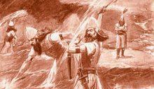 Pers İmparatoru Serhas'ın adaleti / Doğan Alpaslan DEMİR