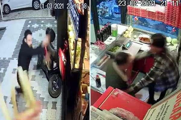'Çiğ köfteciye saldırı' olayında 'abi-kardeş' tutuklandı