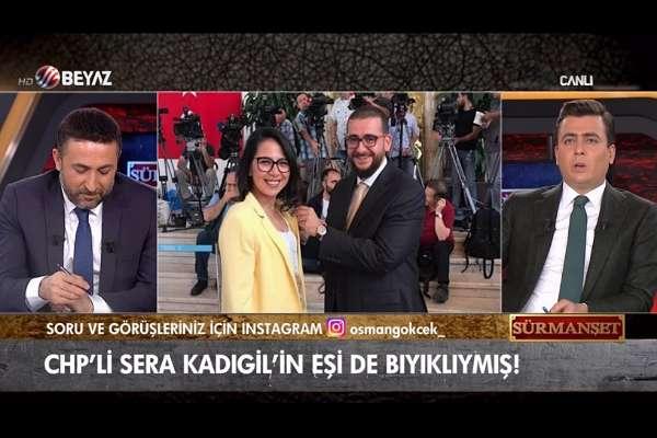 Saray medyası 'mecaz' karşısında kilitleniyor! Beyaz TV: Kadıgil'in eşi de bıyıklıymış