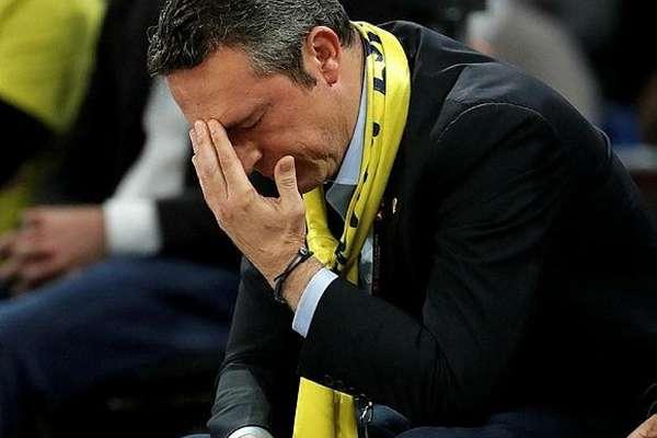 Fenerbahçe yenilgiden FETÖ'yü sorumlu tuttu