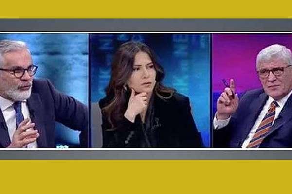Hadi Özışık'ın 'gazeteciyim' sözlerine Dervişoğlu'nun kahkahalı yanıtı gündem oldu
