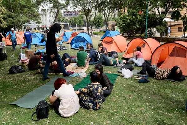 Taksim Gezi Parkı'nın mülkiyeti, İBB'den alınıp Vakıflar Genel Müdürlüğü'ne devredildi!