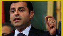 Demirtaş'tan 'kapatma' açıklaması: Seçimlerin sonucunu HDP binası değil, HDP'liler belirleyecek