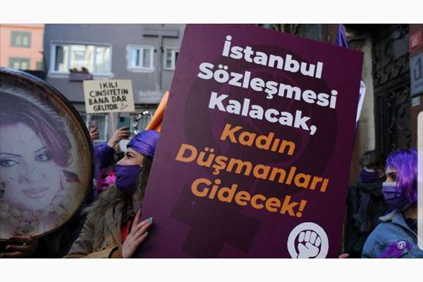 'Şahsım Cumhuriyeti' #İstanbulSözlesmesi'nden çıktı