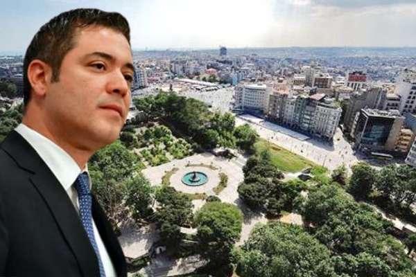 """İBB: """"Hevesinizi de aldıysanız Gezi Parkı'nı geri verir misiniz?"""""""