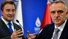 Babacan'dan Naci Ağbal'ın görevden alınması ile ilgili çarpıcı iddia: 130 milyar doları araştırıyordu