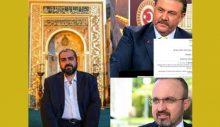 """AKP'liler de Ayasofya İmamına tepkili: """"Kabak tadı verdi"""""""