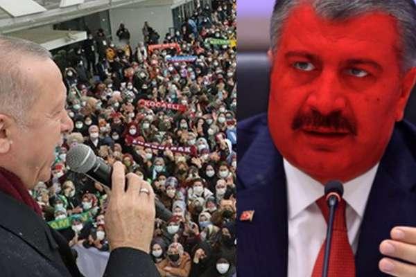 Hayır, bunu söylerken Sağlık Bakanı'nın yüzü kızarmadı, biz onun adına utandık! Koca: AKP kongrelerini gündemde tutmanın kimseye faydası yok…