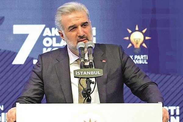 """AKP İstanbul İl Başkanı Kabaktepe: """"Kendimi Osmanlı payitahtının il başkanı olarak görüyorum"""""""