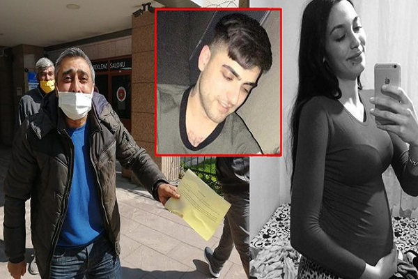 Anıl Yolum tarafından öldürülen beş aylık hamile Sezen Ünlü'nün ailesi isyan etti