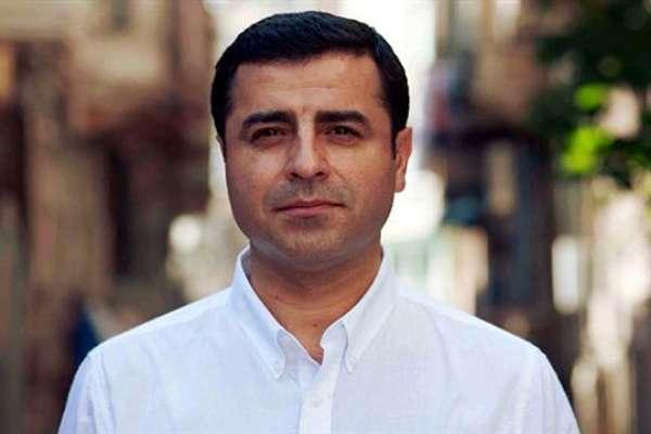 """Demirtaş: """"Aslında PKK ve Öcalan ile görüşme yapan biz değiliz, Erdoğan ve hükümetti"""""""
