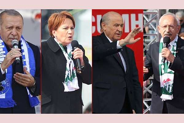 """""""İktidar, bazı muhalefet partileri ile el altından yeni anayasa için parlamenter sisteme dönüş dahil bazı pazarlıklar yapıyor"""""""