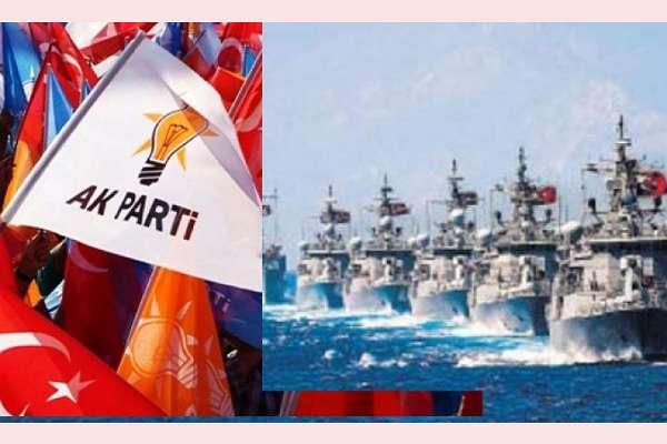 'Darbe tehdidi' çıkarılan 103 emekli amiralin bildirisine soruşturma başlatıldı