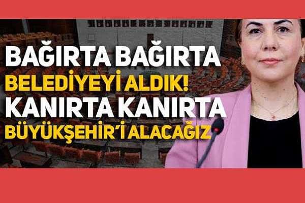 AKP'li Zeynep Gül Yılmaz'ın seçim değerlendirmesi tepkilere neden oldu