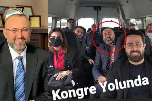"""""""Kongre yolunda"""": AKP kongresine katılan Belediye Meclis Üyesi Covid-19'dan yaşamını yitirdi"""