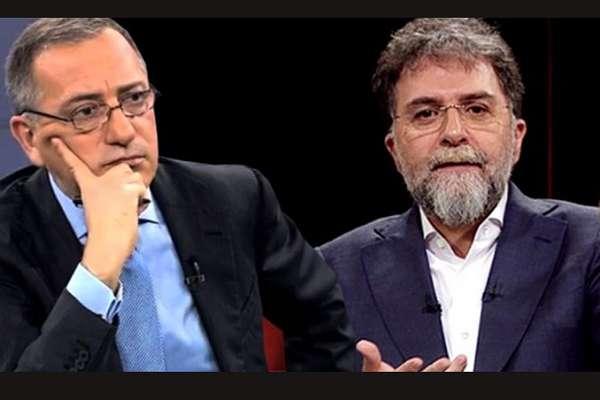 Ahmet Hakan özür diledi; Fatih Altaylı sert çıktı: Ahmak yerine koyma…