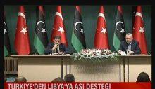 Sen aşı sırası bekle Türkiye'm! Erdoğan: Libya'ya 150 bin aşı verilecek