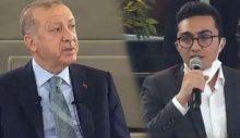 """Erdoğan'ın işsizlik sorusuna yanıtı: """"Kalifikasyon noktasında kendini ispatlayan genç iş bulur"""""""