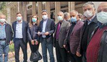 CHP Malatya örgütü, AKP'li Belediye Başkanı hakkında suç duyurusunda bulundu