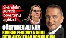Altaylı, Ruhsar Pekcan ile ilgili 'dezenfektan skandalının' gerçek boyutunu açıkladı