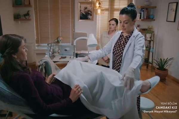 Camdaki Kız dizisindeki 'bekaret kontrolü' sahnesi tepki çekti!