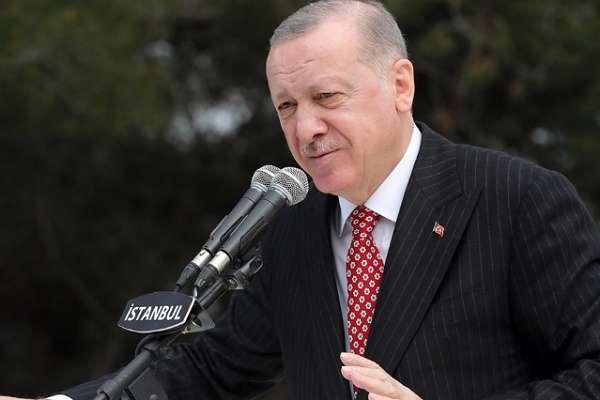 'Vatan' demek, 'rant' demek: Erdoğan, 'vatan'ı araziye benzetti!
