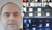 'İstanbul Sözleşmesi' görseli nedeniyle online konferanstan öğrenciyi atan hocaya öğrencilerden 'ders'!