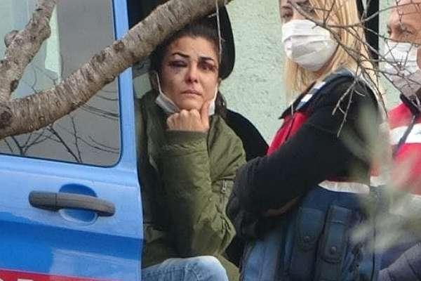Öz savunma sonucu kocasını öldüren Melek İpek, tahliye oldu