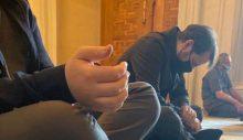 Berat Albayrak kampanyası başladı: Camiden fotoğraf sızdırıldı