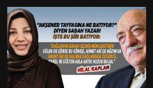 Burnuna tereyağ sokan Pelikancı yazar Hilal Kaplan: CHP, FETÖ'nün siyasi ayağıdır