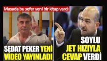 Sedat Peker 4. videosunu yayınladı; Soylu'dan jet hızıyla yanıt geldi!
