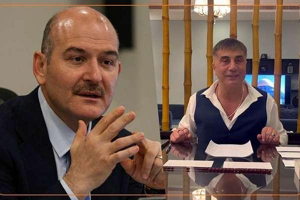 Soylu, Sedat Peker'in kendisi hakkındaki iddialarının araştırılması için savcılığa başvurdu